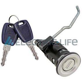 Lock Cylinder Housing ZR80455B PUNTO (188) 1.2 16V 80 MY 2002