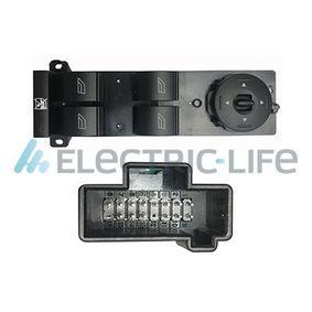 Switch, window regulator ZRFRB76005 Focus 2 (DA_, HCP, DP) 1.6 TDCi MY 2010
