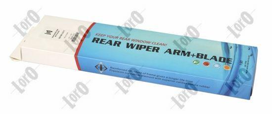 Wiper Arm Set, window cleaning ABAKUS 103-00-055-C rating
