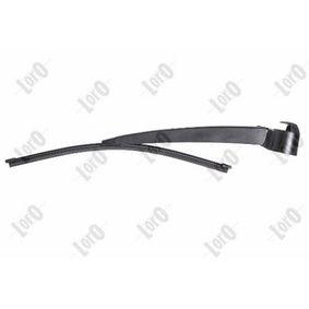 Wiper Arm Set, window cleaning 103-00-104-P Fabia 2 (542) 1.2 TSI MY 2014