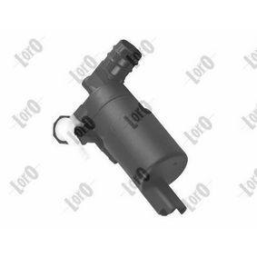 Water Pump, window cleaning 103-02-002 3008 (0U_) 1.6 VTi MY 2014