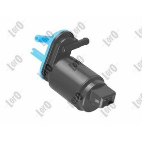 Water Pump, window cleaning Voltage: 12V, Number of Poles: 2-pin connector with OEM Number 1450185