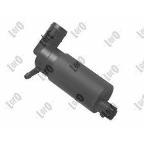 Waschwasserpumpe, Scheibenreinigung Spannung: 12V, Pol-Anzahl: 2-polig mit OEM-Nummer 85330-05030