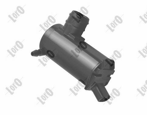 ABAKUS  103-02-009 Bomba de agua de lavado, lavado de parabrisas Tensión: 12V, Número de polos: 2polos