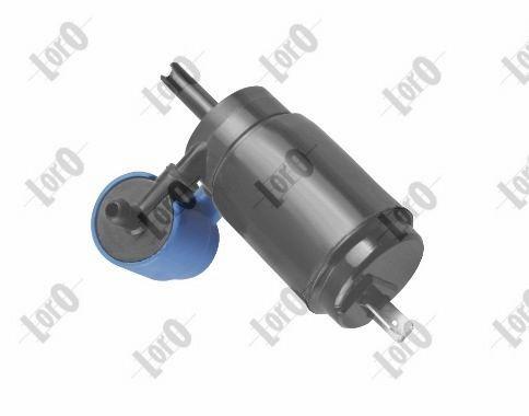 ABAKUS  103-02-019 Waschwasserpumpe, Scheibenreinigung Spannung: 12V, Pol-Anzahl: 2-polig