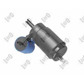 Waschwasserpumpe, Scheibenreinigung Spannung: 12V, Pol-Anzahl: 2-polig mit OEM-Nummer 1450 162