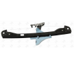 Electric window lifter ABAKUS 14123640 Left Rear, Operating Mode: Electric, without electric motor