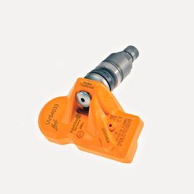 Radsensor, Reifendruck-Kontrollsystem mit OEM-Nummer A0009050030