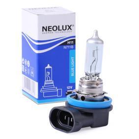 Bulb, spotlight H11, 55W, 12V N711B FORD FOCUS, FIESTA, MONDEO
