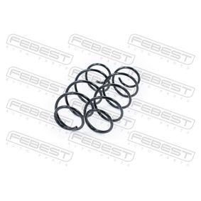 Suspension Kit, coil springs 2808-005F-KIT PUNTO (188) 1.2 16V 80 MY 2006
