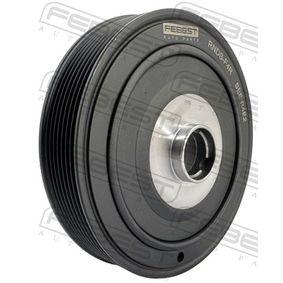 Belt Pulley, crankshaft with OEM Number 82 00 619 927
