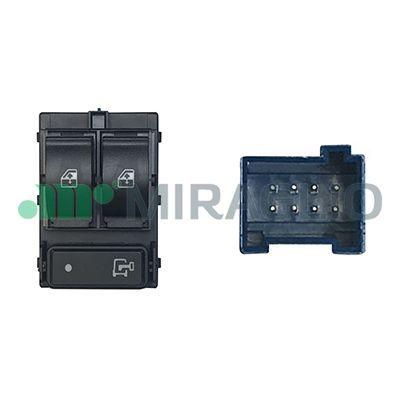 MIRAGLIO  121/FTB76003 Interruptor, elevalunas