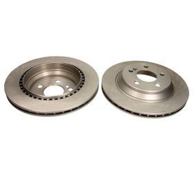 QUARO  QD2770 Bremsscheibe Bremsscheibendicke: 22,0mm, Ø: 300mm