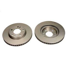 Brake Disc Brake Disc Thickness: 26,0mm, Ø: 280mm with OEM Number 517121F300