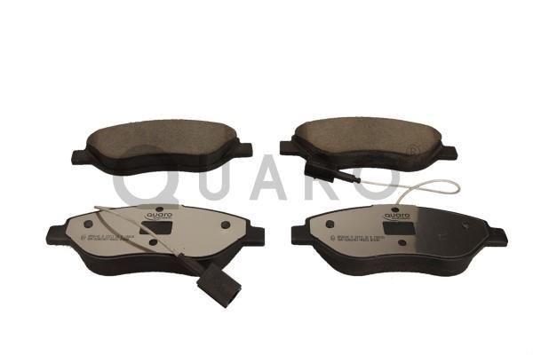 Bremsbeläge QP0614C QUARO QP0614C in Original Qualität
