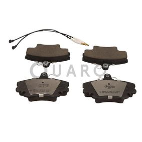 Renault Twingo Mk1 1.2 16V (C06C, C06D, C06K) Blattfeder QUARO QP0910C (1.2 16V (C06C, C06D, C06K) Benzin 2002 D4F 702)
