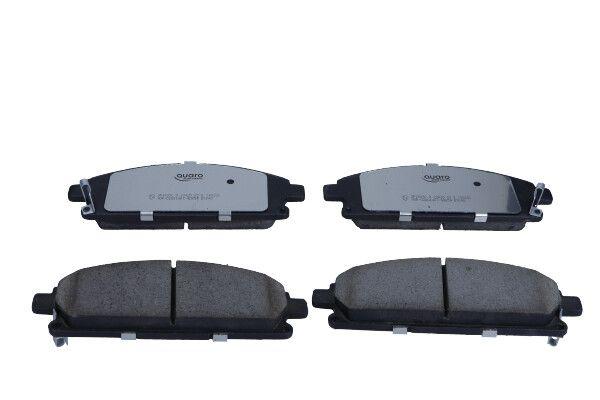 Bremsbelagsatz QUARO QP1623C Bewertung
