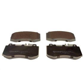 Brake Pad Set, disc brake QP1826 E-Class Saloon (W212) E 350 3.5 (212.059) MY 2015