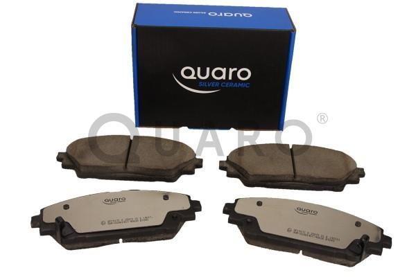 Disk brake pads QUARO QP1917C rating