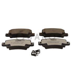 Bremsbelagsatz, Scheibenbremse Breite: 95,5mm, Höhe: 37,9mm, Dicke/Stärke: 15,8mm mit OEM-Nummer 0446602040