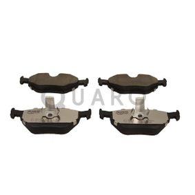 Bremsbelagsatz, Scheibenbremse Breite: 45mm, Dicke/Stärke: 16,4mm mit OEM-Nummer 3421 1 163 395