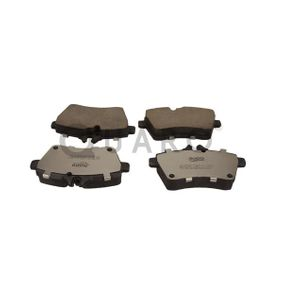 Bremsbelagsatz, Scheibenbremse Breite: 116,6mm, Höhe: 63,7mm, Dicke/Stärke: 19mm mit OEM-Nummer 1694202120