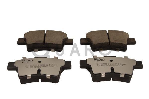 Bremsbeläge QP3088C QUARO QP3088C in Original Qualität