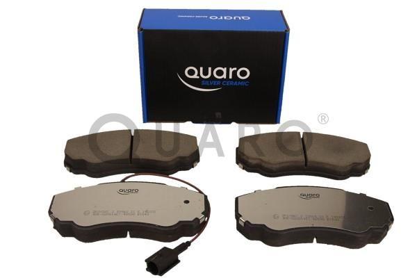 Bremsbelagsatz QUARO QP3456C Bewertung