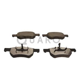 Bremsbelagsatz, Scheibenbremse Breite: 172,3mm, Höhe 1: 72,3mm, Höhe 2: 69,3mm, Dicke/Stärke: 18,5mm mit OEM-Nummer 5015 365AA