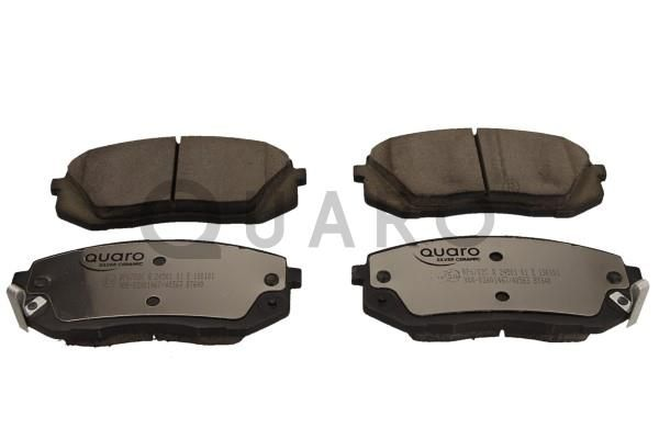 Bremsbeläge QP6702C QUARO QP6702C in Original Qualität