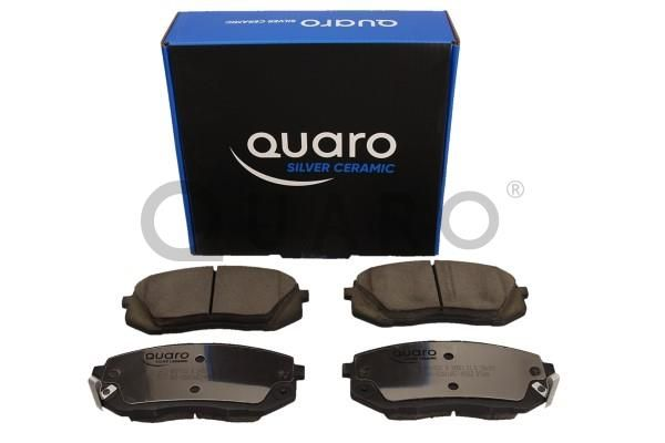 Bremsbelagsatz QUARO QP6702C Bewertung