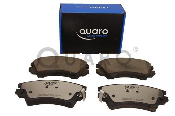 Disk brake pads QUARO QP6789C rating