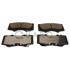 Bremsbelagsatz, Scheibenbremse Breite: 134,6mm, Höhe: 77,3mm, Dicke/Stärke: 16,9mm mit OEM-Nummer 04465 35 290