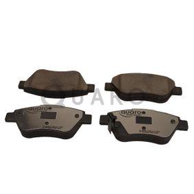 Bremsbelagsatz, Scheibenbremse Breite: 123mm, Höhe: 53,3mm, Dicke/Stärke: 17,8mm mit OEM-Nummer 7 736 4517