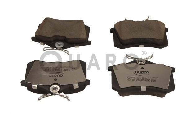 Bremsbeläge QP8078C QUARO QP8078C in Original Qualität