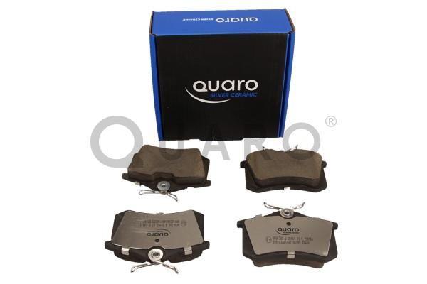 Bremsbelagsatz QUARO QP8078C Bewertung