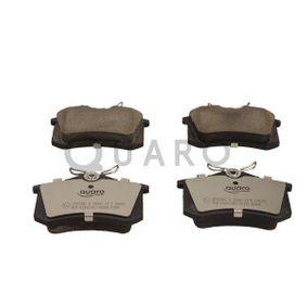 Bremsbelagsatz, Scheibenbremse Breite: 87mm, Höhe: 53mm, Dicke/Stärke: 16,2mm mit OEM-Nummer 602 537 165 0