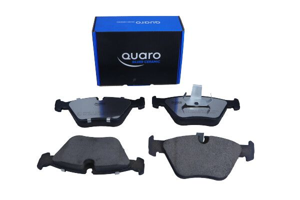 Bremsbeläge QP9345C QUARO QP9345C in Original Qualität