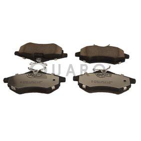 2015 Citroen C3 Mk1 1.4 HDi Brake Pad Set, disc brake QP9380C