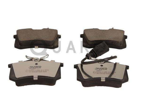 Bremsbeläge QP9596C QUARO QP9596C in Original Qualität