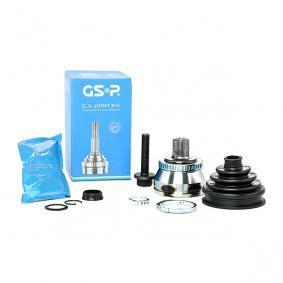 Antriebswellengelenk VW PASSAT Variant (3B6) 1.9 TDI 130 PS ab 11.2000 GSP Gelenksatz, Antriebswelle (803019) für