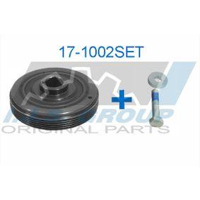 Kit poleas, cigüeñal con OEM número 0515 K9