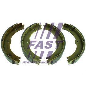 Bremsbackensatz Breite: 25mm mit OEM-Nummer A906 420 03 20