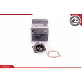 Thermostat, coolant 20SKV054 PUNTO (188) 1.2 16V 80 MY 2004