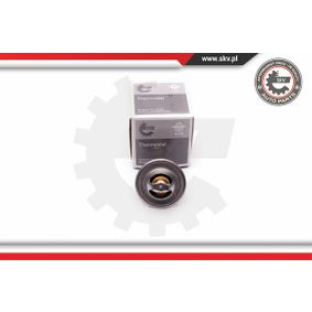 Thermostat, coolant 20SKV058 POLO (9N_) 1.8 GTi Cup Edition MY 2007