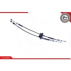 Cable, manual transmission 27SKV095 PANDA (169) 1.2 MY 2015