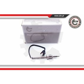 Sensor, Abgastemperatur Kabellänge: 160mm, 2-polig mit OEM-Nummer A0051539328