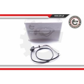 Sensor, Abgastemperatur Kabellänge: 375mm, 2-polig mit OEM-Nummer A007 153 90 28