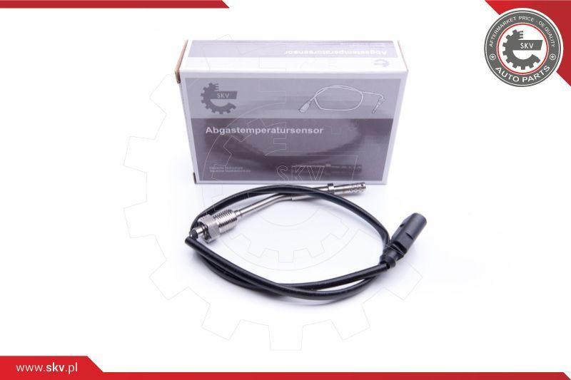 Abgastemperatur METZGER 0894109 für VW Sensor