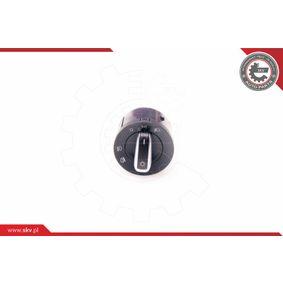Ключ, главни светлини 36SKV020 Golf 5 (1K1) 1.9 TDI Г.П. 2004